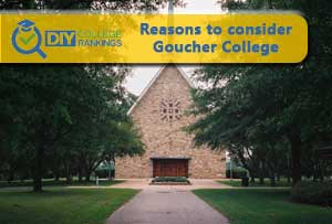 Goucher College campus