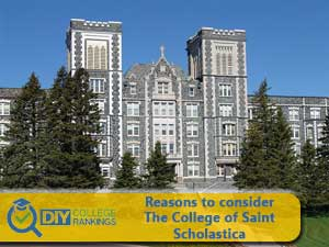 College of Saint Scholastica campus