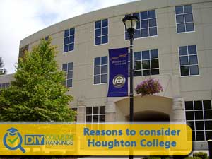 Houghton College campus