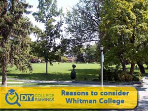 Whitman College Campus