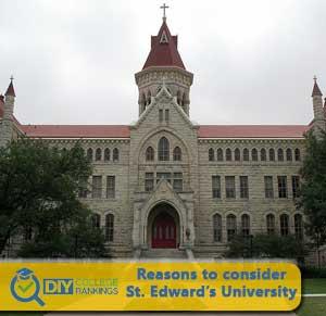 Saint Edwards University campus