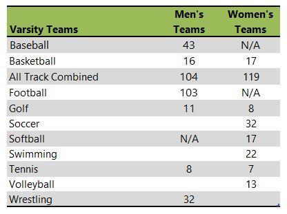 Augustana University athletic teams