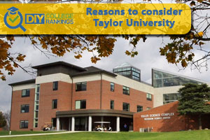Taylor University campus