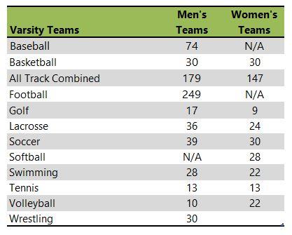 University of Mount Union athletic teams