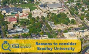 Bradley University campus