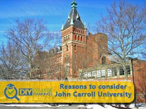 John Carroll University campus