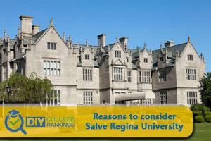 Salve Regina University campus