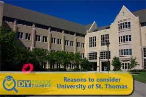 University of St. Thomas campus MN