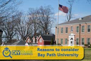 Bay Path University campus