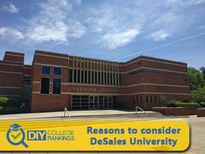 DeSales University campus