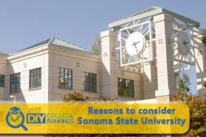50-50 Profile: Sonoma State University - Do It Yourself