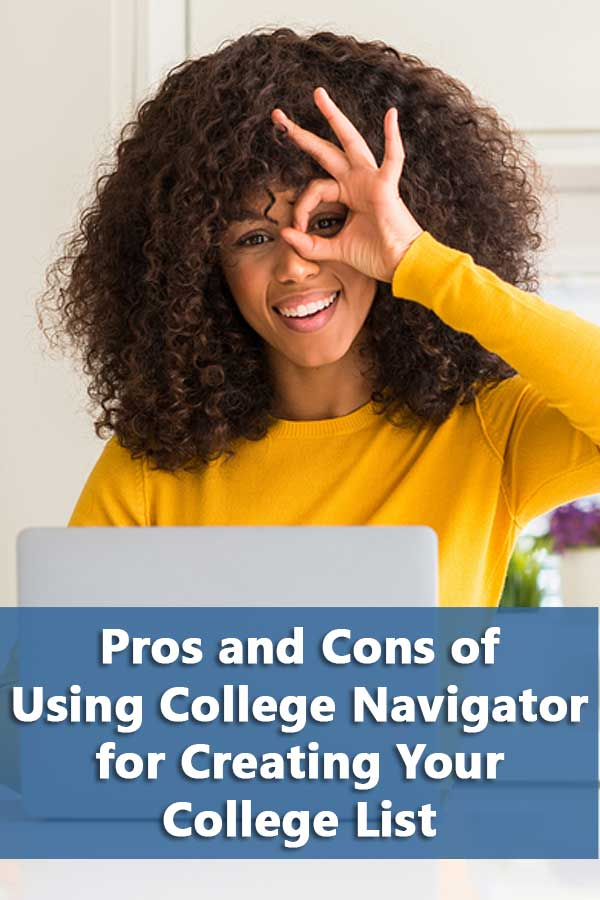 College Navigator profiles show average net price by income categories and percentage of freshman with private loans. #CollegeAdmissions
