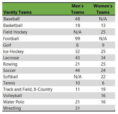 Mercyhurst Universty athletic teams