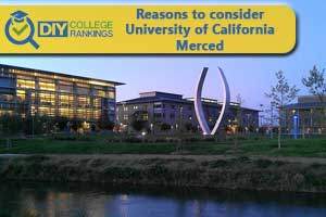 University of California Merced campus