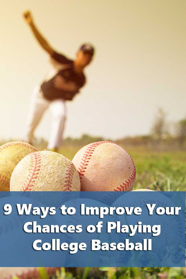 These suggestions aren\'t going to make a D2 player into a D1 player. It is about making it as easy as possible for a college coach to recruit you from the hundreds of other players that he has to choose from.