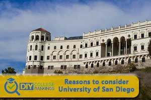 University of San Diego capus