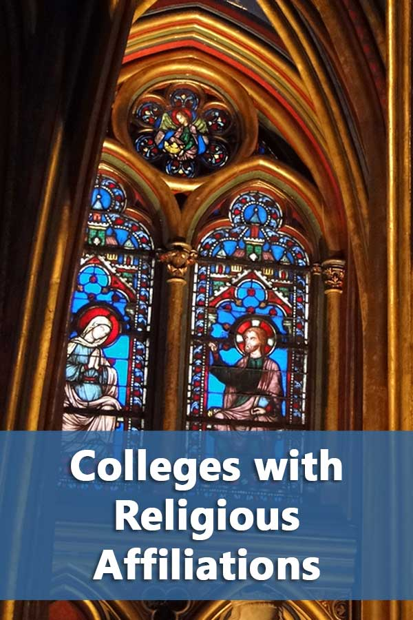 Overview of colleges with religious affiliations including graduation rates, average endowments, and average net price. #CollegeAdmissions