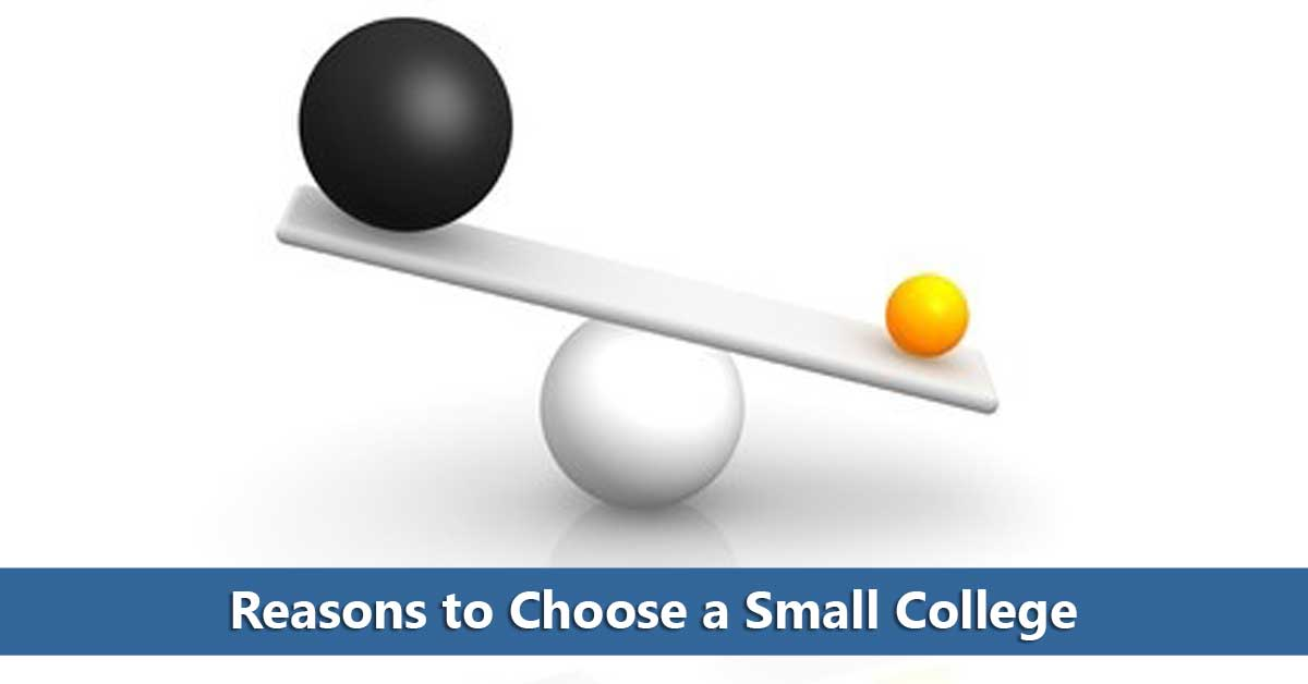 highlights reasons to choose a small college do it 50 50 highlights reasons to choose a small college do it yourself college rankings
