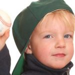 kid with baseball representing need for sample athletic resumes