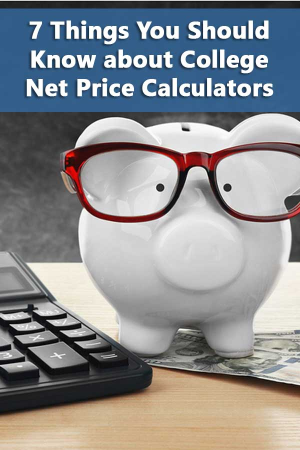 Net Price Calculators provide estimates of the net price families will pay for college after deducting gift aid. #CollegeAdmissions