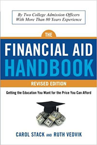 Cover for the Financial Aid Handbook