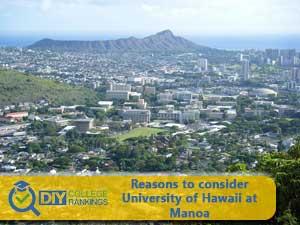 University of Hawaii at Manoa campus