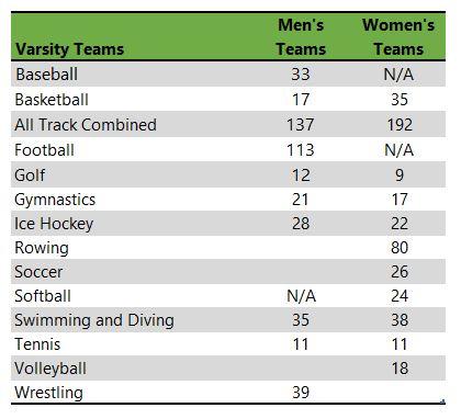 University of Minnesota-Twin Cities athletic teams