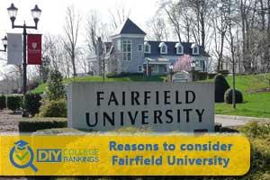 Fairfield University campus