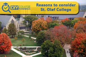 St. Olaf College campus