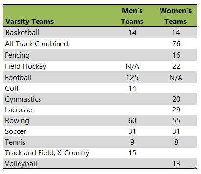 Temple University athletic teams