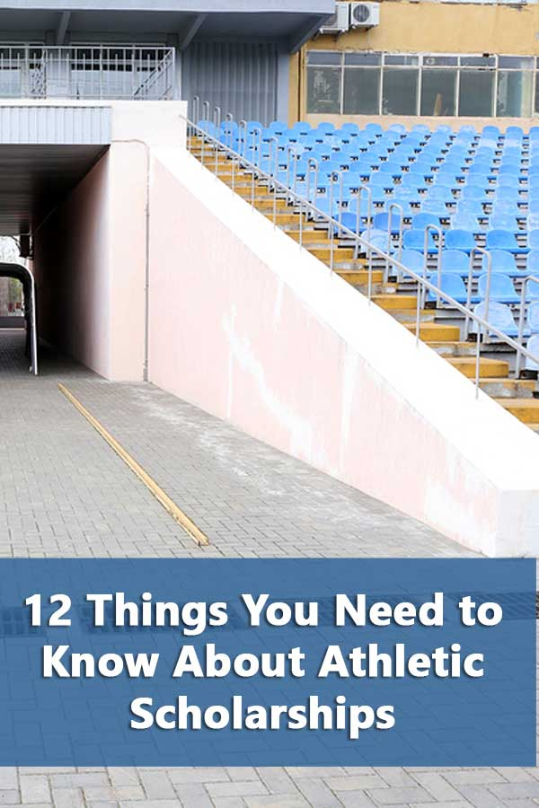 Essentials about athletic scholarships, what they cover, and how they work that every high school athlete needs to know to start. #GetRecruited