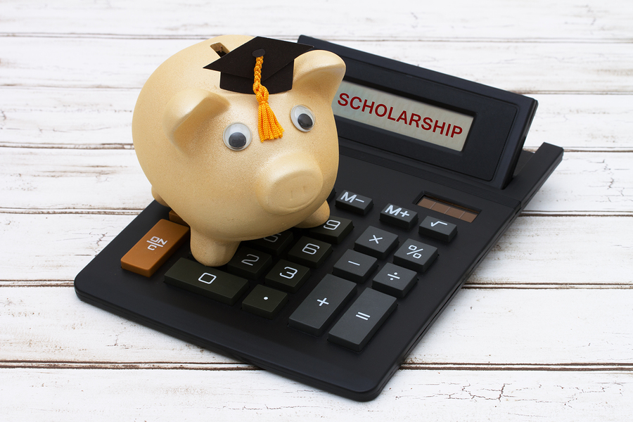 Calculator for your merit scholarship
